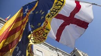 Katalonya yarın 'bağımsızlık sınavına' girecek