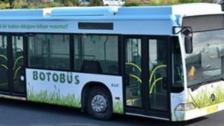 """Botanik otobüs """"BOTOBÜS"""" yollarda"""