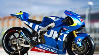 Suzuki 2015'te MotoGP'de yarışacak