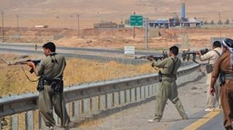 Enbar'da sokağa çıkma yasağı
