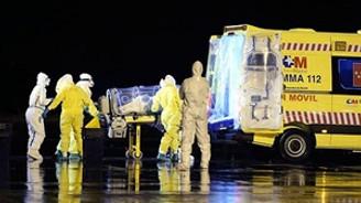 Avrupa'da ilk Ebola vakası