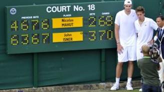 'En uzun maçı' Isner kazandı