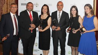 KEDS Akademi, Stevie ödüllerini topladı