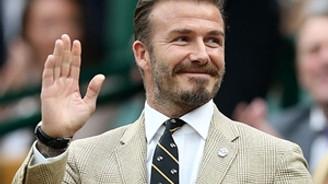 Ebola ile mücadelenin yüzü David Beckham