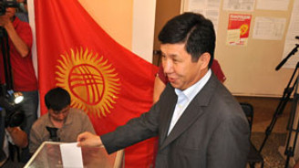 Kırgızistan  parlamenter sisteme geçiyor