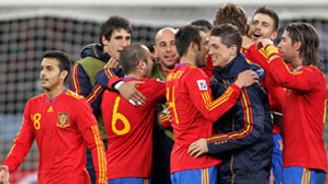 İspanya, Paraguay'ın rakibi oldu