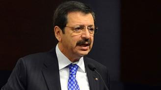 TOBB Başkanı Hisarcıklıoğlu: Tahminleri yeni duruma göre revize edin