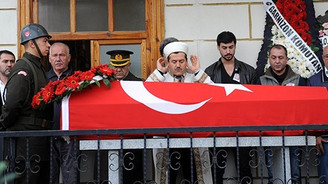 Emekli Albay Arif Doğan Düzce'de defnedildi