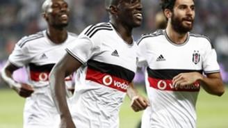 Beşiktaş tarihinin en etkili golcüsü Demba Ba