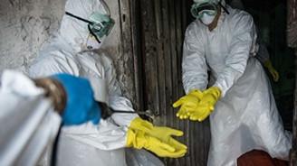 Ebola'da ölü sayısı 5 bin 459'a yükseldi
