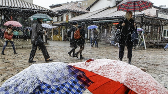 Balkanlar'dan kar uyarısı geldi!