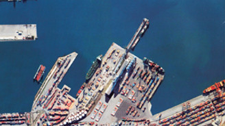 Mersin Limanı'nda hareketlenme var