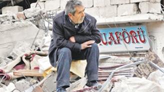 Van depremlerinin faturası 6 milyar lira