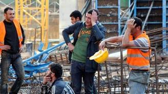 Bir işçi daha rezidans inşaatında öldü