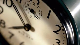"""Saatler yarın """"1 saniye"""" duracak"""
