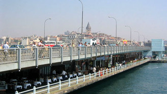Yeni Galata Köprüsü salı günü kapalı