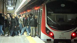 Marmaray'dan 100 ömürlük zaman tasarrufu