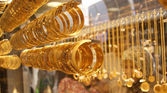 Altın 84 lira 40 kuruştan kapandı