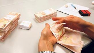 Bankacılıkta kredi hacmi azaldı