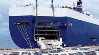 Ro-Ro gemileri, 9 ayda 346 bin 148 araç taşıdı