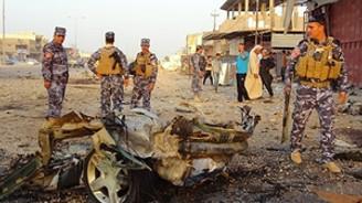 Irak'ta bombalı saldırı: 10 ölü