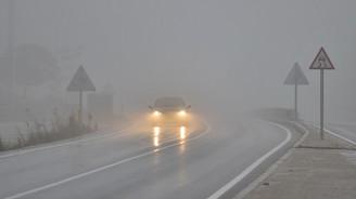 Meteorolojiden 'sis' uyarısı