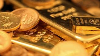 Altın ithalatında büyük düşüş!