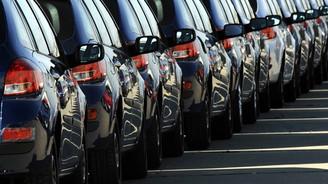 Otomobil ve hafif ticari araç pazarı  yüzde 16,18 daraldı