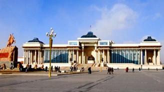 Moğolistan'da hükümet düştü