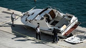Boğaz'daki tekne kazasıyla ilgili 1 gözaltı