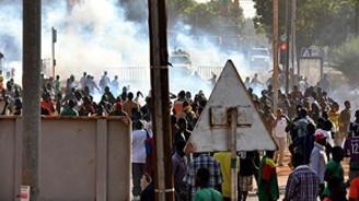 Burkina Faso'da 2015 sonunda seçim yapılacak
