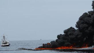 Çevre felaketinin BP'ye faturası 8 milyar doları geçti