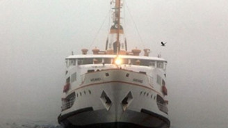 İstanbullular yoğun sise uyandı