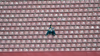 Stadyum ve TV'nin yerini mobil cihazlar aldı