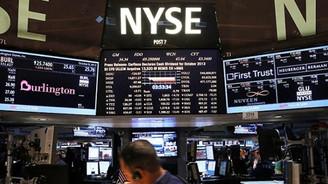 New York Borsası Fed öncesi düşüşü bitirdi