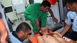 PKK'dan hain saldırı: 8 yaralı