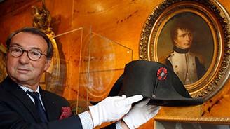 Napolyon'un şapkasına 1.9 milyon euro