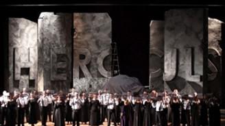 'Herkül' operası Antalya'da sahnelenecek