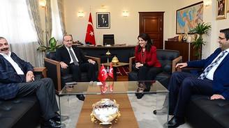 HDP: Heyetin genişlemesinde engel yok