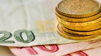 Kredi hacmi 1.7 milyar lira azaldı
