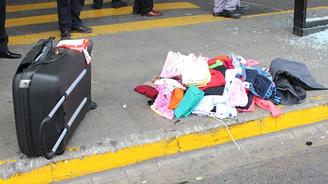 Atatürk Havalimanı'nda şüpheli valiz paniği
