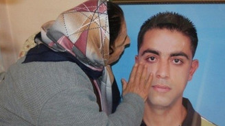 Türk garson idam edildi