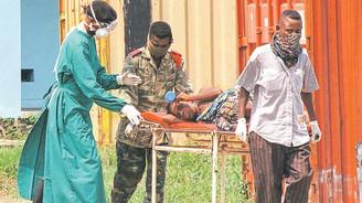 'Dünya Ebola vakasında en düşük haftayı geçirdi'