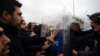 Gezi Parkı'nda polis müdahalesi