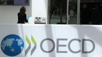 OECD, Türkiye'nin büyüme tahminini düşürdü