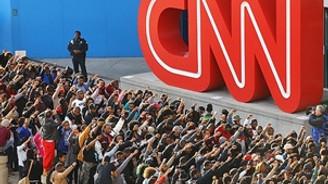 Ferguson'u görmeyen CNN protesto edildi