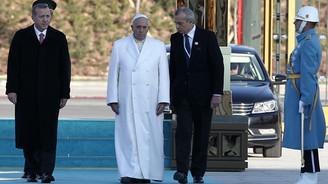 Papa Francis Türkiye'de