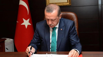 Erdoğan'dan 2 kanuna onay