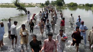 Pakistan'da selin bilançosu 9,7 milyar dolar