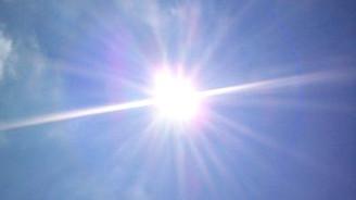 Meteoroloji'den 'yüksek sıcaklık' uyarısı